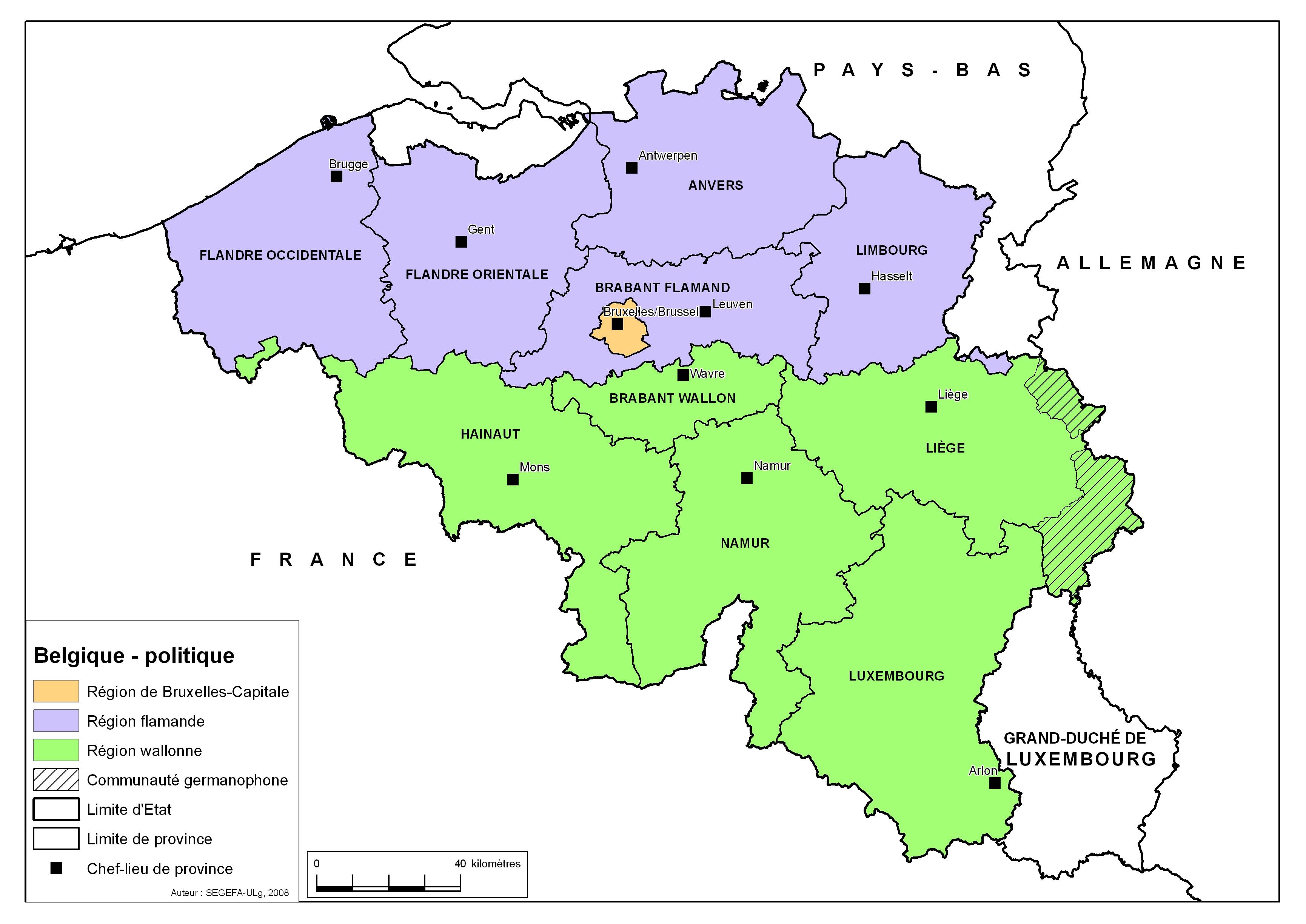 Carte De La Wallonie Belgique.Enseignement Be Boite A Outils Des Professeurs Atlas