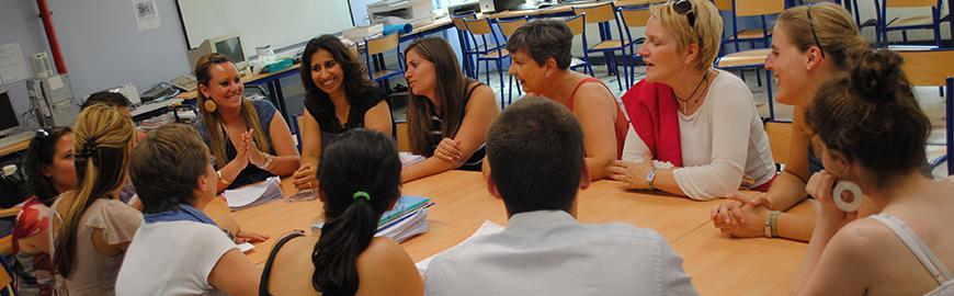 Groupe de paroles d'enseignants  PROF/FWB