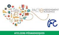 Pacte pour un Enseignement d'Excellence : Ateliers pédagogiques 2016