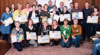 eTwinning - laur&amp;eacute;ats concours 2017 <br>&copy; Michael De Plaen