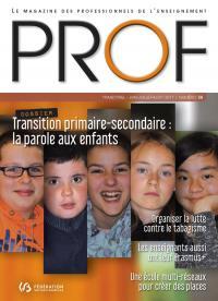 PROF n° 34 - Couverture