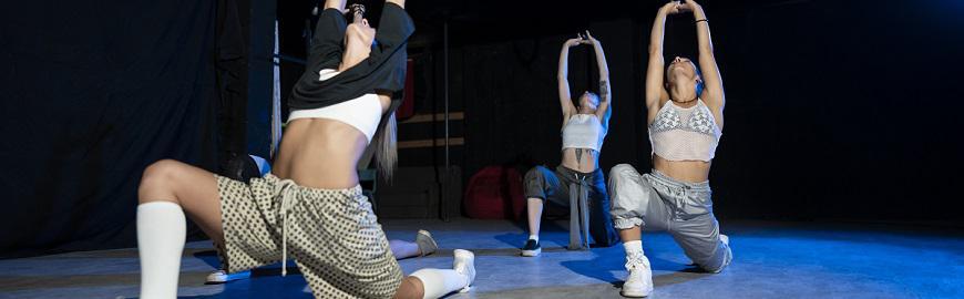 Un master en danse et pratiques chorégraphiques sera organisé à partir de septembre 2021 à Bruxelles
