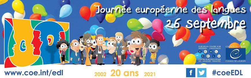 Journée européenne des langues 2021