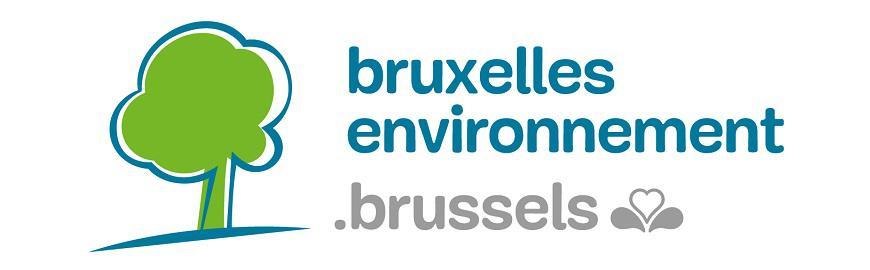 Logo de Bruxelles Environnement