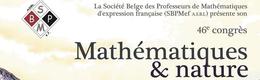 Congrès des professeurs de mathématiques 2021
