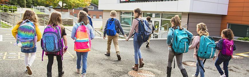 Vous voulez changer votre enfant d'école ? Ce changement est soumis à certaines règles.