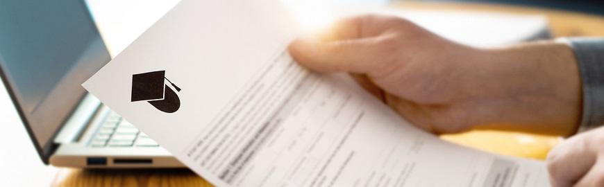 Pour demander un duplicata, la procédure varie en fonction de la nature de votre diplôme ou de votre certificat.