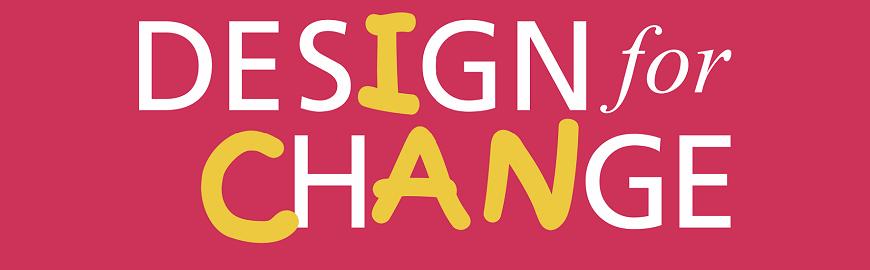 Design for change : lancement de l'appel à projets 2021-2022